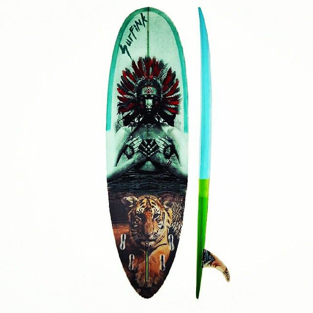 Personalizar tabla de surf - Tablas de surf decorativas ...
